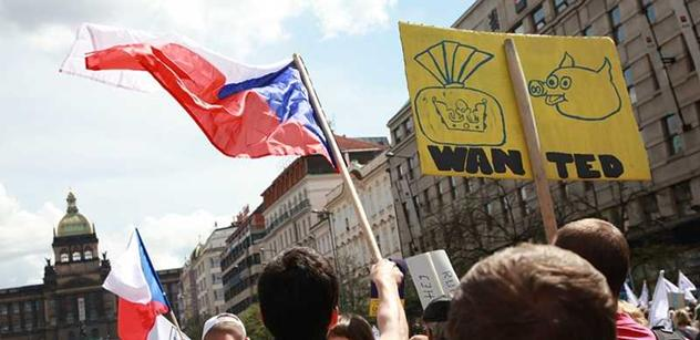 Varování politikům: Dvě třetiny lidí jsou připraveny vyjít do ulic