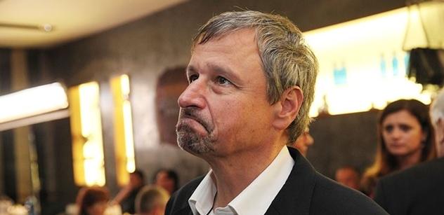 Už Václav Havel si přál, aby prezidentkou byla dáma, připomněl Martin Komárek. Pak řekl, co se Václav Klaus naučil  od svého otce