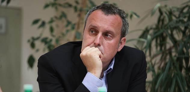 Německo selhalo, je třeba se poučit, zkritizoval sousedy bezpečnostní expert Pojar