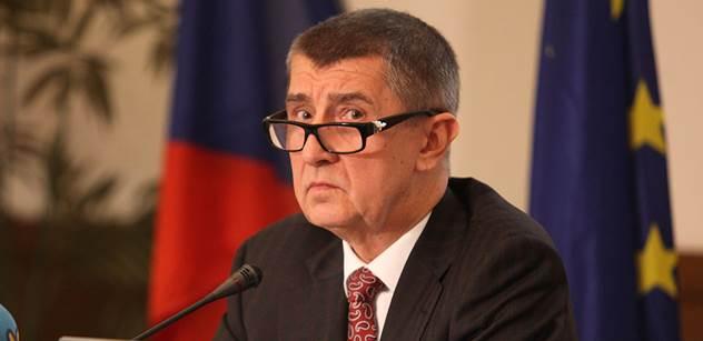 Ministr Babiš: Špičkový bankéř bude působit ve službách státu