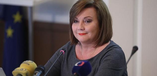 Ministryně Schillerová: Zakotvení úvěrových ukazatelů u hypoték není českým specifikem
