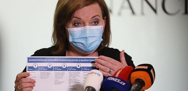 """Ekonom skrze obrazovky ČT sepsul plán kabinetu: """"Může to ještě uškodit!"""""""