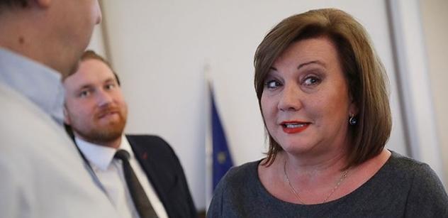 Ministryně Schillerová: MOJE daně neboli MOderní a JEdnoduché daně