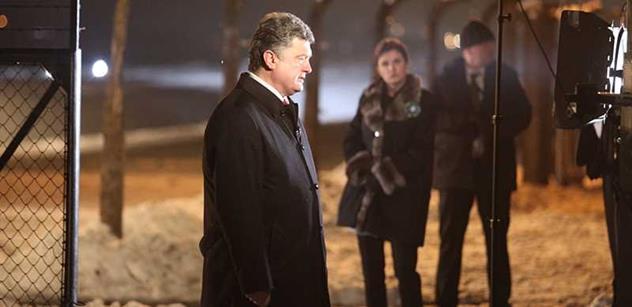 Dusno v Kyjevě: Demonstrace, zatýkání provokatérů a špatné zprávy ze Západu