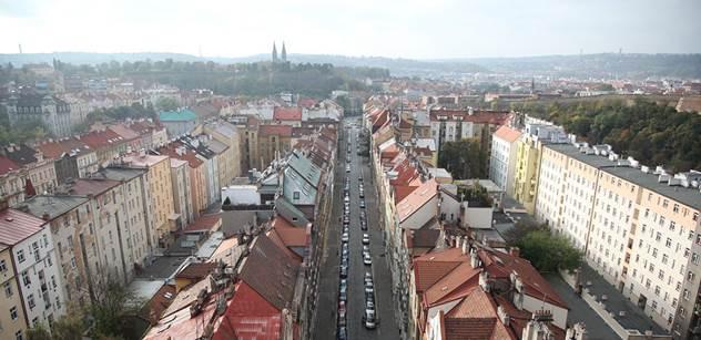 Petice proti zahušťování Prahy