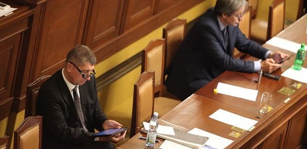 Ministr Babiš: Čekal jsem, že nám obce poděkují za nadstandardní výběr daní. Nedělejte problémy