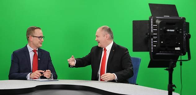 Michal Hašek před kamerou PL vytáhl obrovské téma, se kterým by měla ČSSD přijít v nové Sněmovně jako první