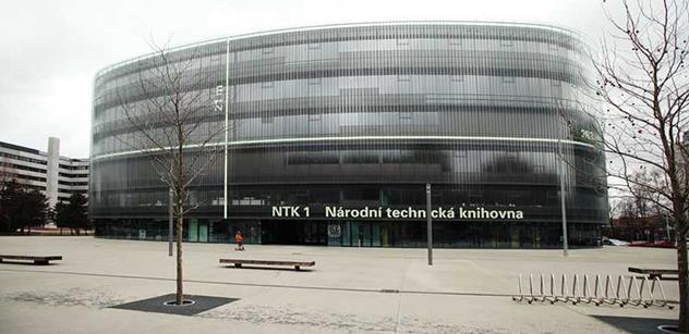 Třistaleté výročí slaví NTK i nabídkou bezplatné prohlídky knihovny pro veřejnost