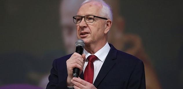 Senátor Drahoš: Tento způsob politiky zdá se mi poněkud podivným...