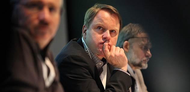 Předsedou LES se podle očekávání stal Martin Bursík
