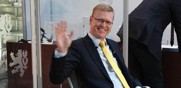 Bělobrádek: Vyjednávání jde pomalu. Ministerstvo pro toaletní papír nám nestačí