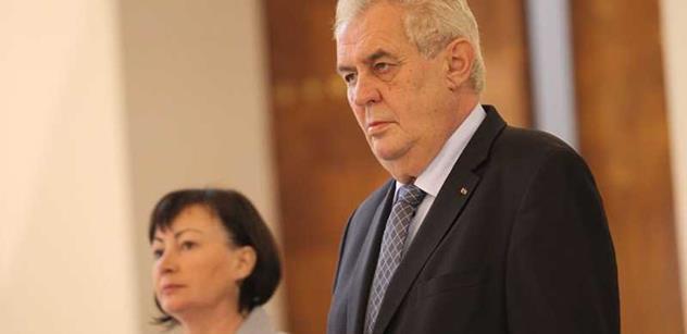 Dlouhý očistec prezidenta Zemana. Přisadil si i Václav Klaus