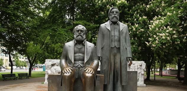 Vladimír Pelc: Otloukánek Marx