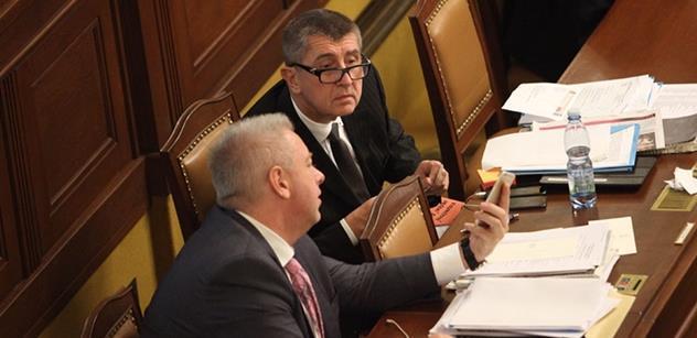 Pokrytecká a ulhaná jedovatost ČSSD... Andrej Babiš se nám hodně ostře vyjádřil k Chovancovi a k tomu, co bude s kvótami na migranty