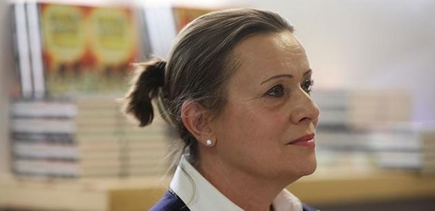 Alena Vitásková: Poškození občané se hlásí o svá práva
