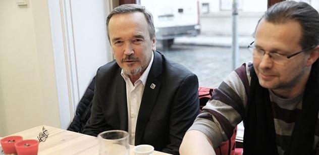 Kobza, Doležal (SPD): Nebýt Heydrichovy popravy, bylo by dnes Česko možná o třetinu menší