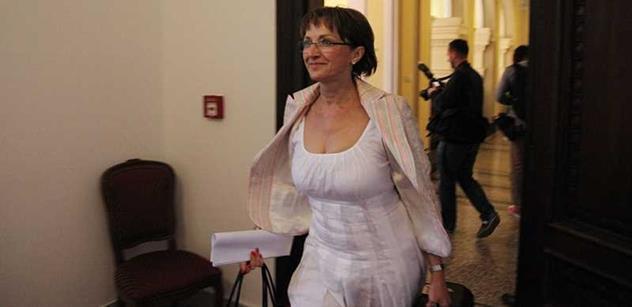 Nastupující ministr Balvín se zhrozil nad posledními kroky Hanákové