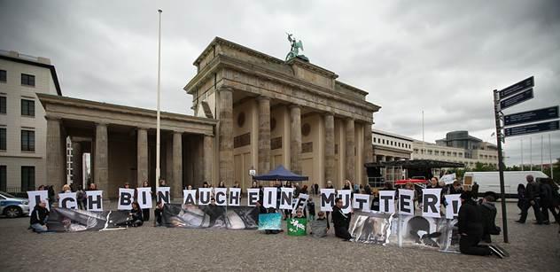 Vietnamec byl prý v Berlíně unesen v autě s českou SPZ