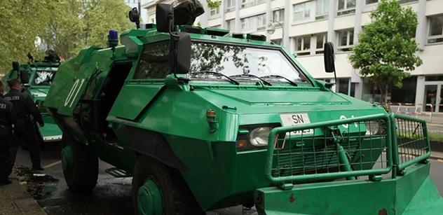 Richard Seemann: Německo je zaplaveno vražednými vyhrůžkami