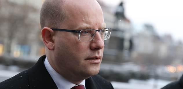Premiér Sobotka: Naše vztahy s Německem mají dnes výjimečnou úroveň