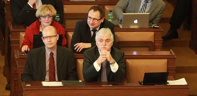 Sobotkův křik a pád vlády: Milan Urban z ČSSD utíná spekulace