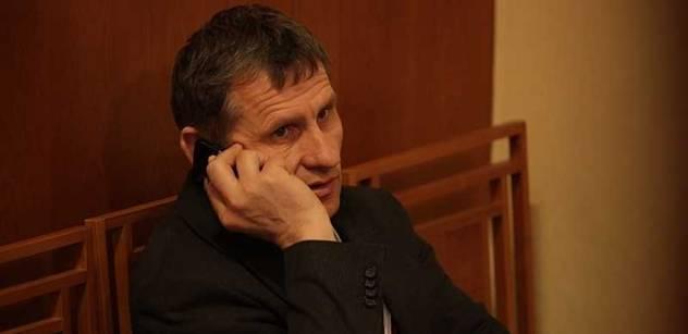 Jiří Čunek šéfuje výboru pro lidská práva. To není vtip