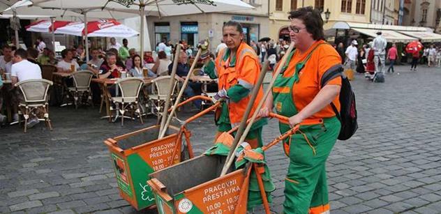 Koalice zelených, lidovců a STAN chce v Praze plošně třídit bioodpad