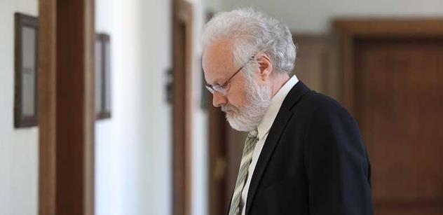 Rath nikdy nenastoupí do vězení, říká státní zástupce Petr Jirát