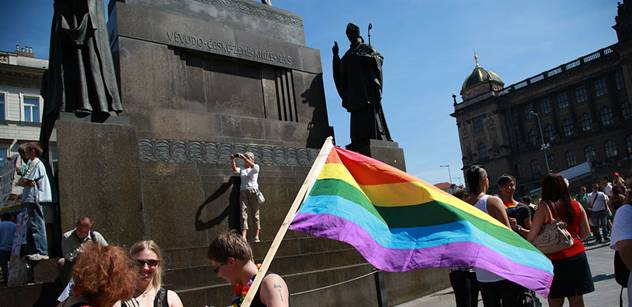 Dienstbier chce uzákonit adopce dětí homosexuály. Poslance nenadchl