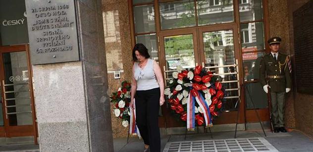 Země si připomíná 45. výročí invaze vojsk Varšavské smlouvy