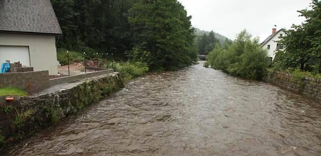 Problematická přehrada, hovoří se kvůli ní o vyvlastňování. A v pozadí má podle některých být Agrofert