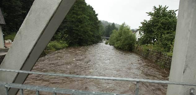 Výstavba protipovodňových opatření v povodí Bečvy byla přiklepnuta