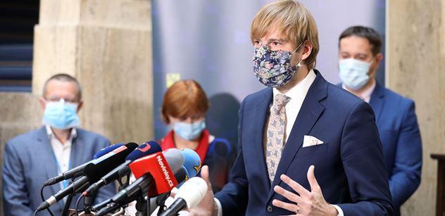 Velké riziko exponenciálního šíření koronaviru v České republice. Nové zprávy