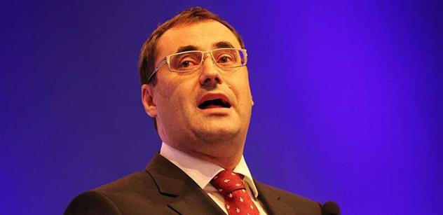 ODS není odborářská organizace, pane Svobodo, vzkazuje Boris Šťastný