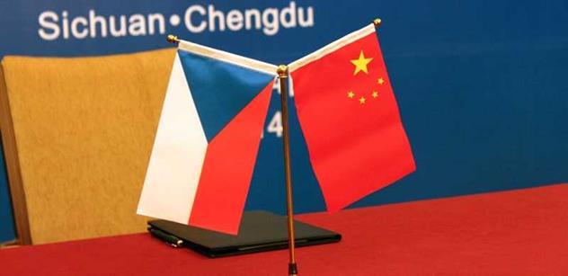 Čína představuje pro české podnikatele obrovskou šanci. A teď se tam prý otevřely dveře ještě víc