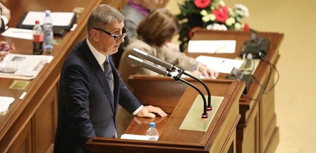 Babiš rozsekl téma obědů pro děti. Jde v tom i o Viktora Orbána. Syrští sirotci? Jasné slovo