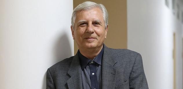 Josef Kubiš: Západní křesťanská společnost se přeměňuje