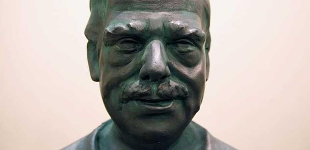 Michael Žantovský vzpomíná, jak Václav Havel prožíval tvůrčí utrpení. Ale když dostal pochvalu, tak se uklidnil