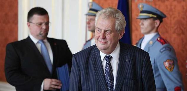 Hrad promlouvá k informaci, že penzion odmítl pohostit Miloše Zemana: Zde je pravda