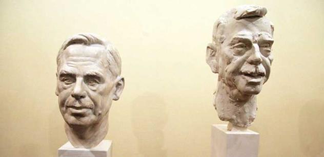 Havel s Klausem se prý dokázali i shodnout. Víc prozradí životopis od Michaela Žantovského