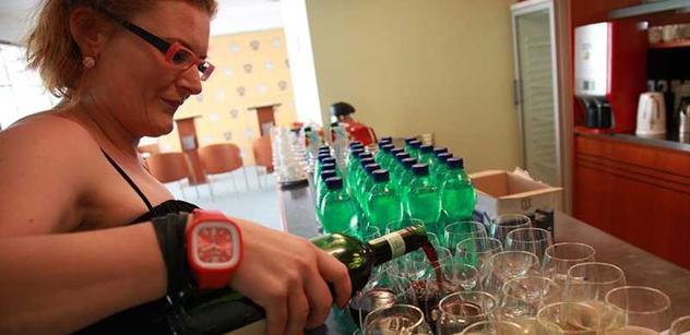 Festival vína VOC Znojmo láká milovníky vína, folklóru a gastronomie
