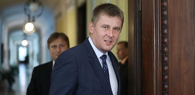Ministr Petříček: Vážím si všech, kteří se dokázali vzepřít totalitě