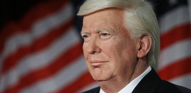 Lubomír Man: Jako první navštívil Trump zpravodajce CIA