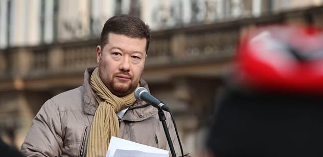 Okamura se hlásí s další sprškou názorů, které nepotěší muslimy a odpůrce Ruska