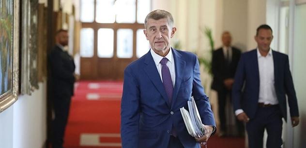 Premiér Babiš respektuje, že rada podpořila Válkovou jako zmocněnkyni