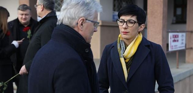 Předsedkyni TOPky se zvrhla debata o spolupráci s ODS. Tak, že to zaskočilo i nás