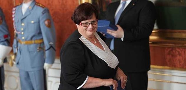 Benešová projedná se státními zástupci reformu zastupitelství