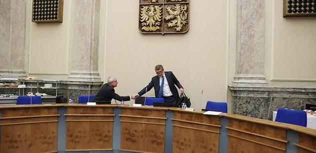 Bezpečnostní rada státu projedná dlouhodobý výhled pro obranu