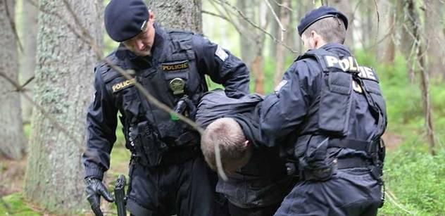 Inspekce rozhodla. Policie zakročila proti aktivistům na Šumavě adekvátně