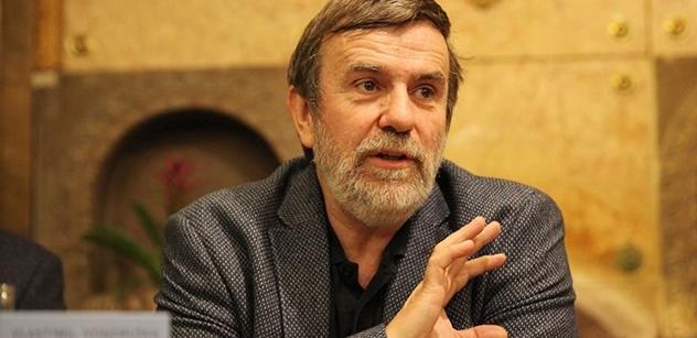 Vlastimil Vondruška: Jestli Brusel prosadí nucené přijímání uprchlíků, udělá stejnou chybu jako SSSR v roce 1968. Cesta k Czexitu
